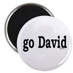 go David Magnet