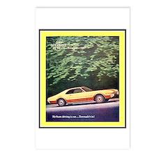 """1966 Toronado Ad"" Postcards (Package of 8)"