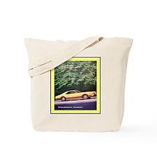 """1966 Toronado Ad"" Tote Bag"