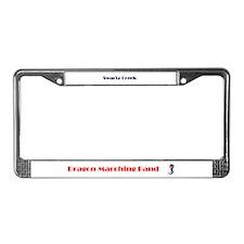 Cute License License Plate Frame