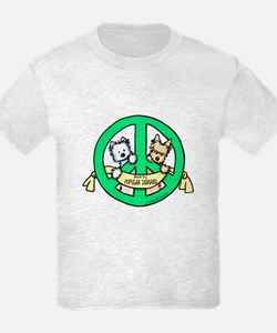 PEACE Terriers T-Shirt