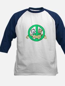 PEACE Terriers Kids Baseball Jersey