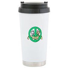 PEACE Terriers Travel Mug
