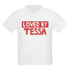 Loved by Tessa T-Shirt