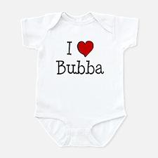 I love Bubba Infant Bodysuit