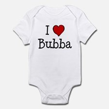 I love Bubba Onesie