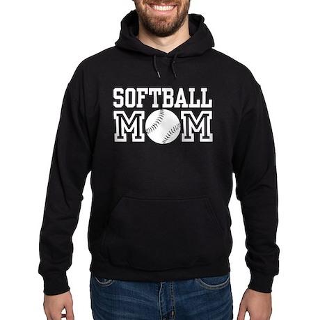 Softball Mom Hoodie (dark)