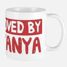 Loved by Tanya Mug