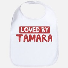 Loved by Tamara Bib
