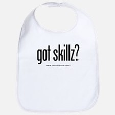 got skillz? Bib