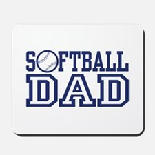 Softball Dad Mousepad