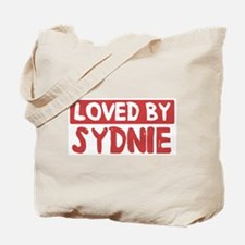 Loved by Sydnie Tote Bag