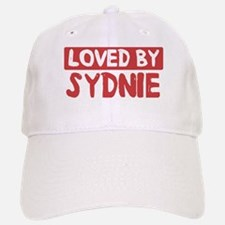 Loved by Sydnie Baseball Baseball Cap