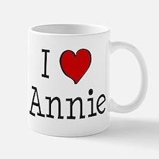 I love Annie Mug