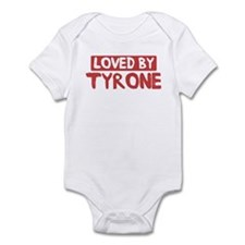 Loved by Tyrone Onesie