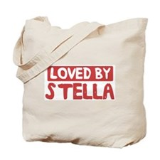 Loved by Stella Tote Bag