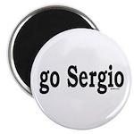 go Sergio Magnet