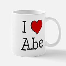 I love Abe Mug