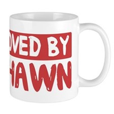 Loved by Shawn Mug