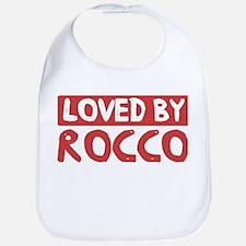 Loved by Rocco Bib