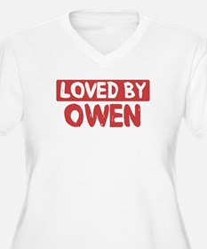 Loved by Owen T-Shirt