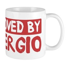 Loved by Sergio Mug