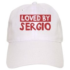 Loved by Sergio Baseball Cap