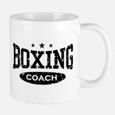 Boxing Coach Mug