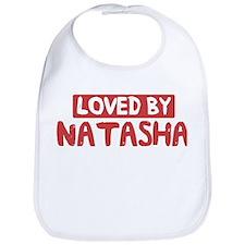 Loved by Natasha Bib