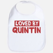 Loved by Quintin Bib