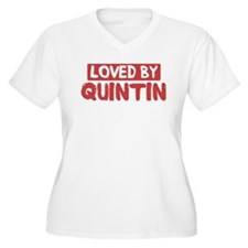 Loved by Quintin T-Shirt