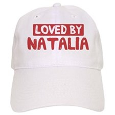 Loved by Natalia Baseball Cap