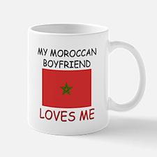My Moroccan Boyfriend Loves Me Mug