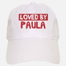 Loved by Paula Baseball Baseball Cap