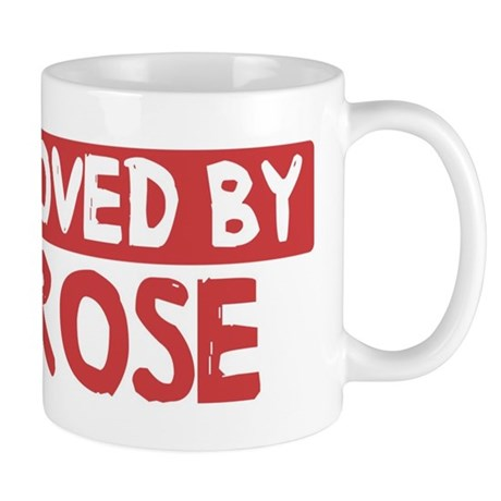 Loved by Rose Mug