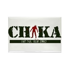 Chika Style Rectangle Magnet