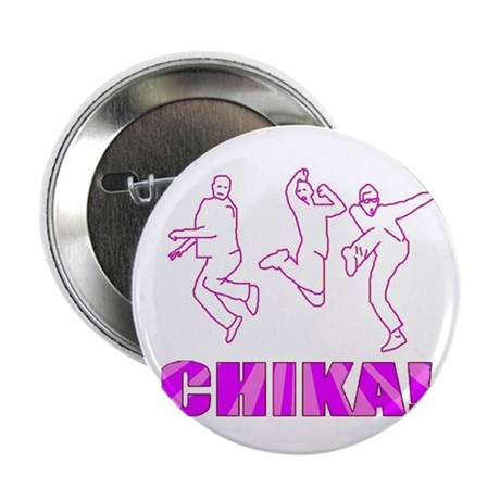 """Chika Style 2.25"""" Button"""