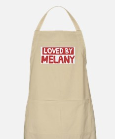Loved by Melany BBQ Apron