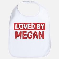 Loved by Megan Bib