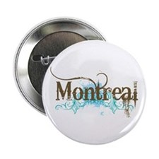 """Montreal 2.25"""" Button"""