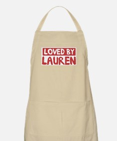 Loved by Lauren BBQ Apron