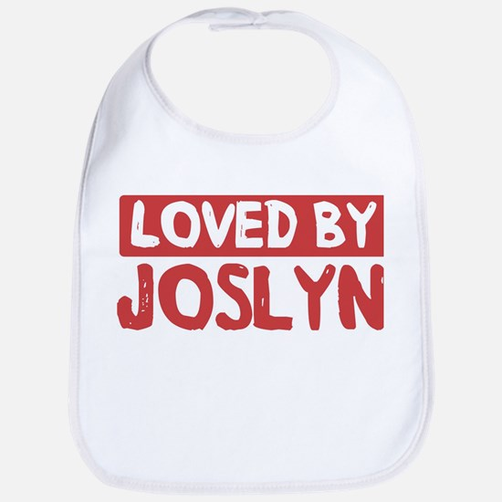Loved by Joslyn Bib