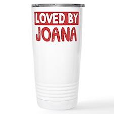 Loved by Joana Travel Mug