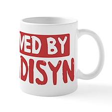 Loved by Madisyn Mug