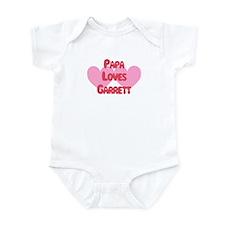 Papa Loves Jack Infant Bodysuit