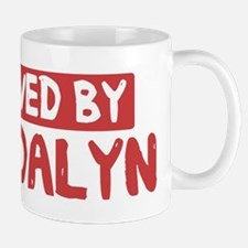 Loved by Madalyn Mug