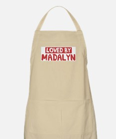 Loved by Madalyn BBQ Apron