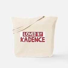 Loved by Kadence Tote Bag