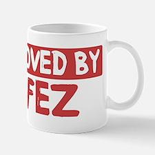 Loved by Fez Mug