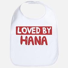 Loved by Hana Bib